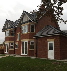 Forge View, Forge Lane Congleton welcomes its first residents