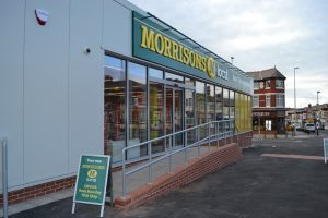 Morrisons Local retail development Warley Road, Blackpool